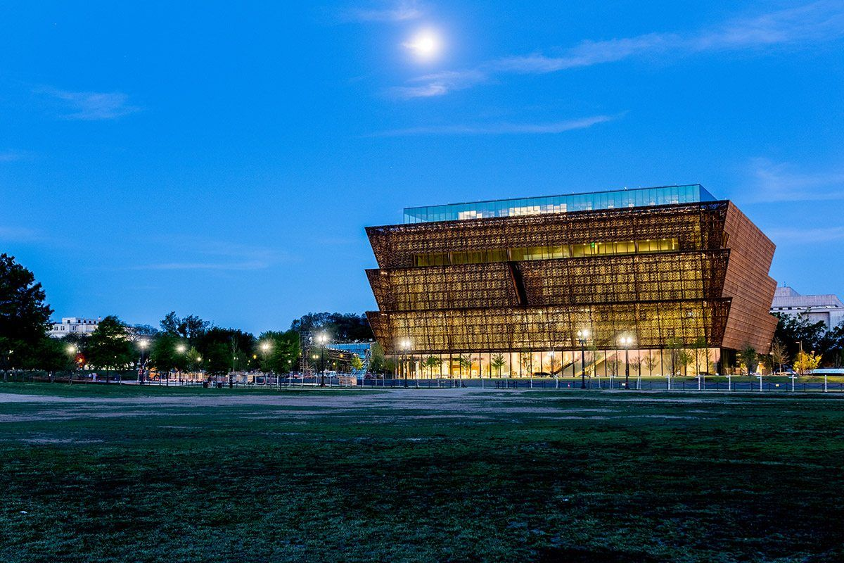 Standard finishes sto corp national museum of african american history and culture nvjuhfo Choice Image