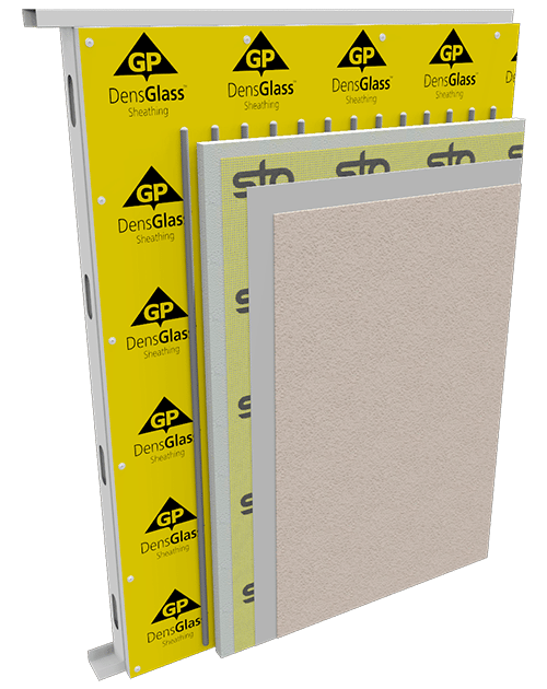 Sto Class PB Exterior Insulation and Finish System – S.M.I.