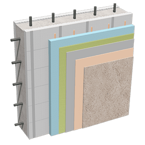 Sto ICF Insulated Finish System