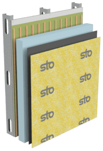 StoEnergy Guard™ - Frame with Portland Cement Stucco